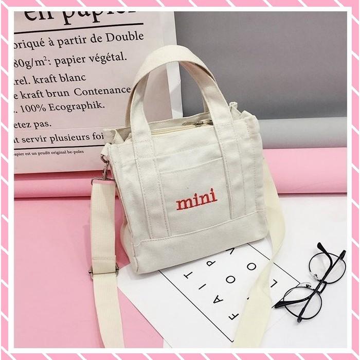 Tote Bag Mini Tas Selempang Modis Fashion Sling Bag Korea ...