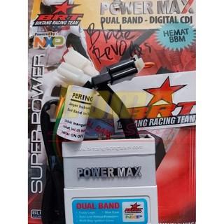 CDI BRT Dual Band Powermax Blade Revo Absolute Honda Murah