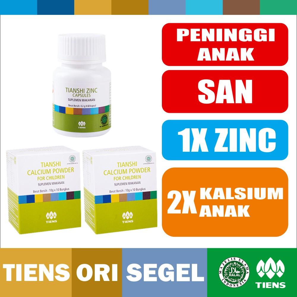 Tiens Nutrient Calcium Powder Tianshi Susu Peninggi Badan 100 Gr Paket Silver Zinc Nhcp Kalsium Dewasa Herbal Ab1 San 1 Botol 2 Box