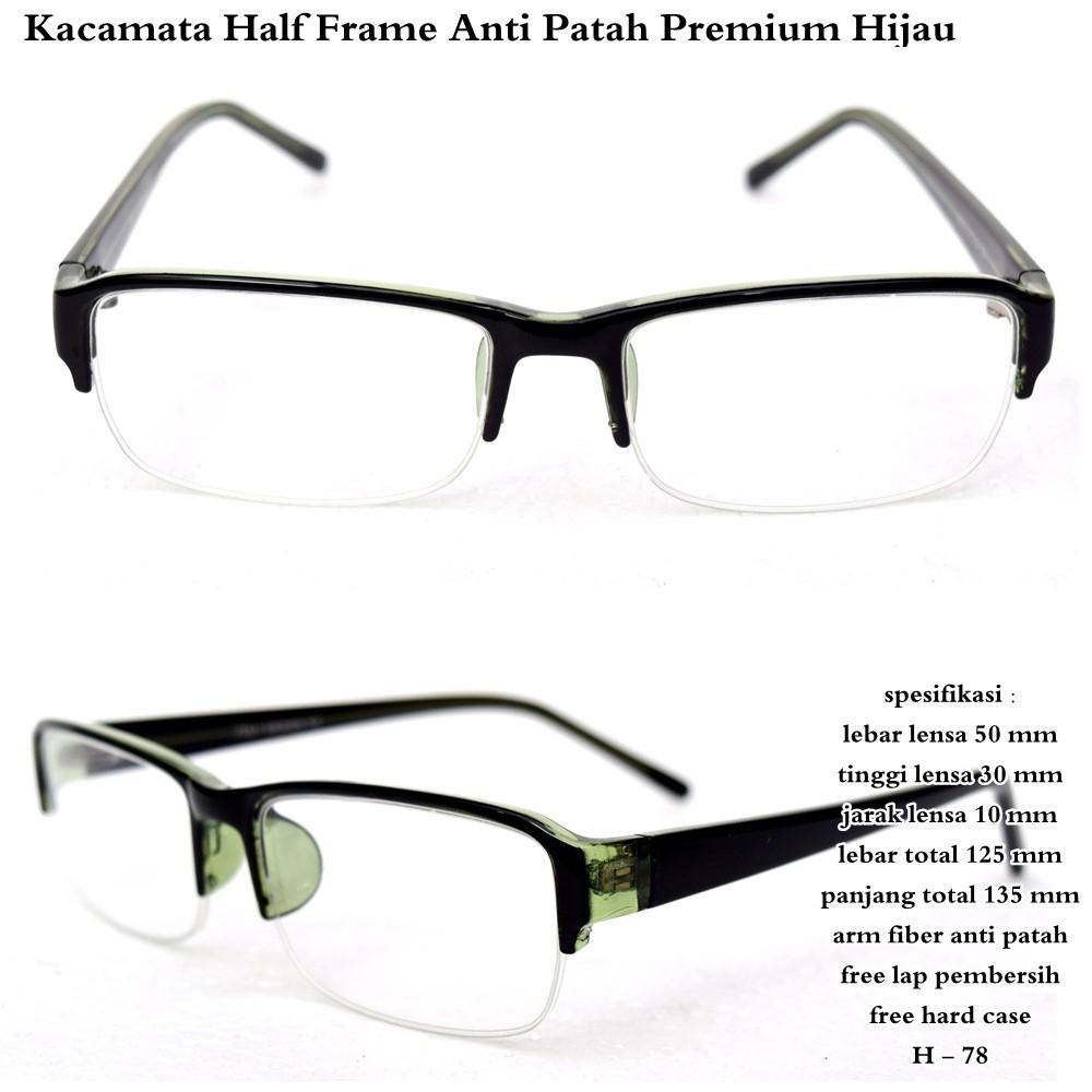 kacamata frame oscarlian anti patah super full set best seller ... 70eb38ea9e