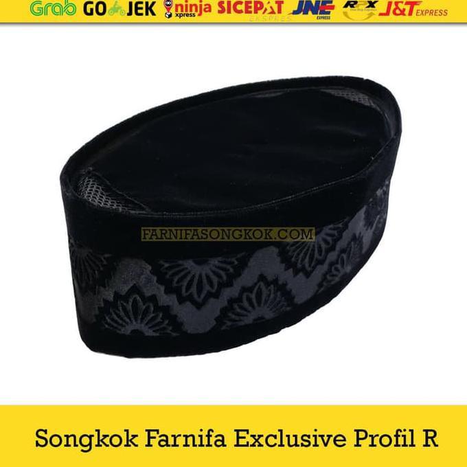 Indonesia Peci Songkok Exclusive Kaffa - tempat jual Produk Popular ... 36a931bb3a