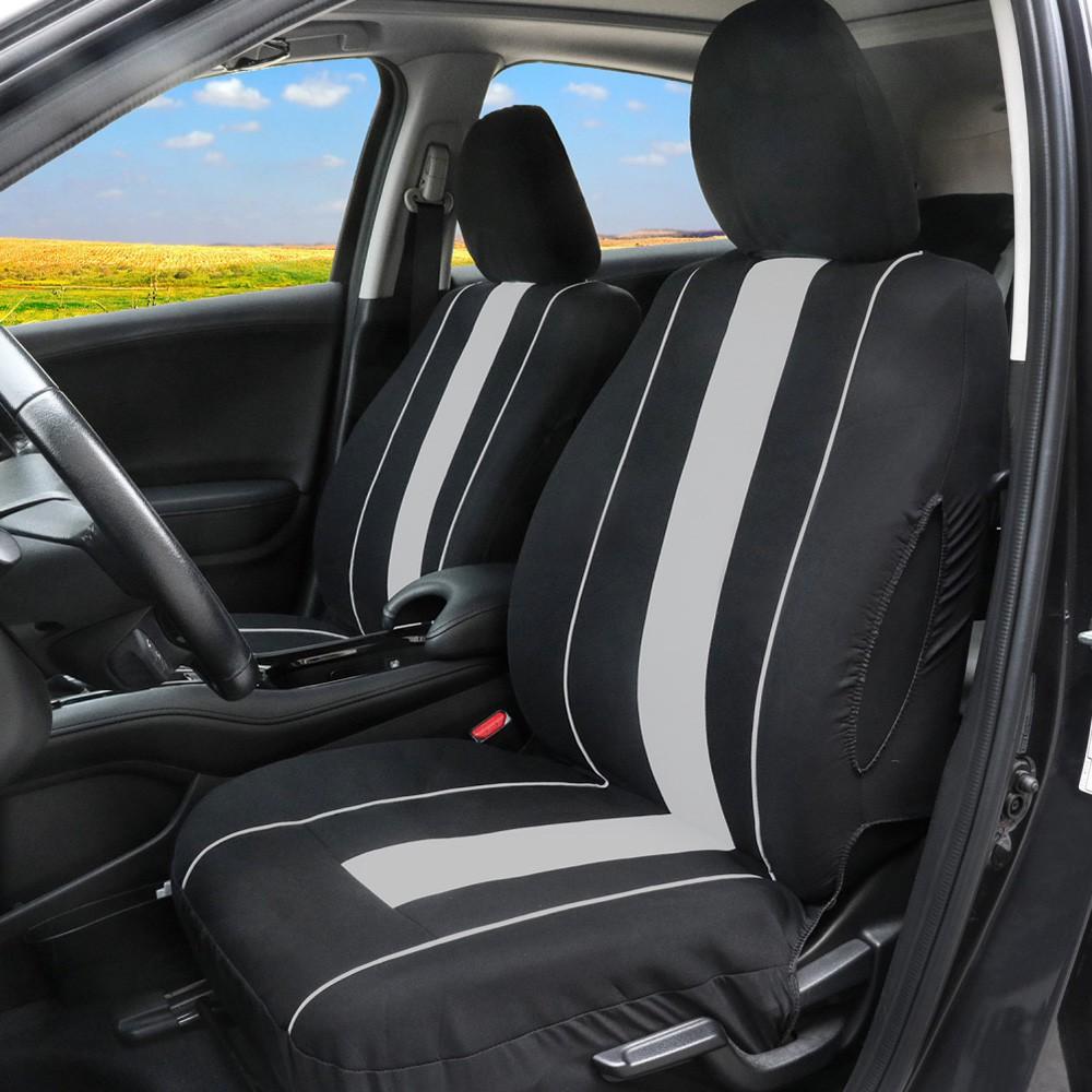 Truck Interior Accessories >> 9pcs Gray Car Truck Interior Parts Black Car Seat Cushion