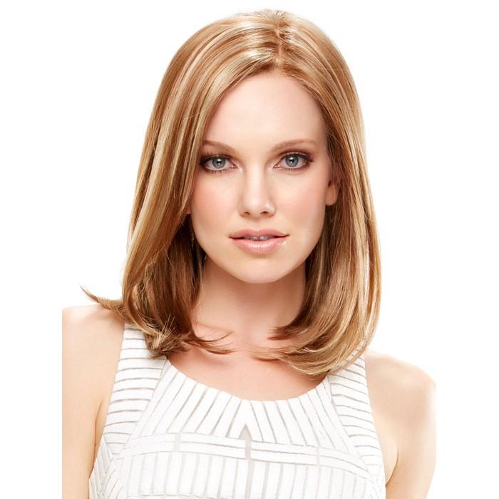 Rambut lurus blonde brown Sintetis Rambut Bob Wig Untuk Wanita Impor Suhu  Tinggi Tahan Api Serat 02d70423a0