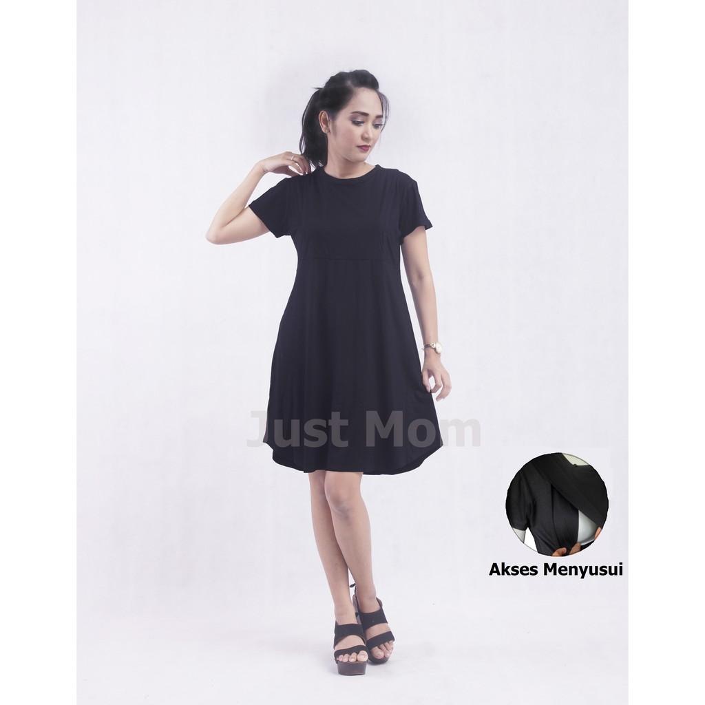 Just Mom Dress Hamil Menyusui Kiara Maroon Kr114 Daftar Harga Baju Inner Viola Grey Vl107 Abu Muda Xl