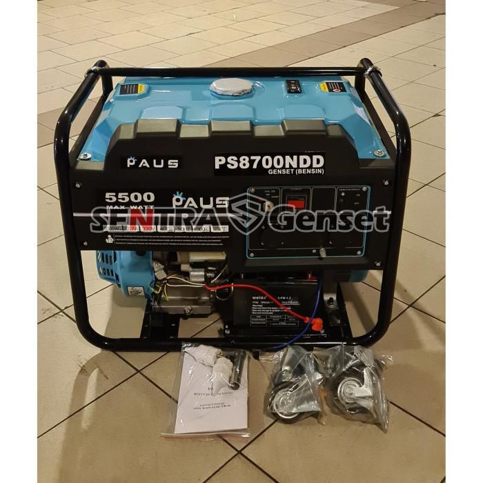 Generator / Genset / Genset 5000 Watt. Genset Bensin 5500 Watt Maksimum