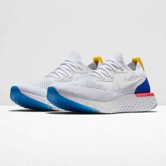 29b99183e35b Nike Epic React Flyknit Premium BNIB   Sneakers Pria wanita