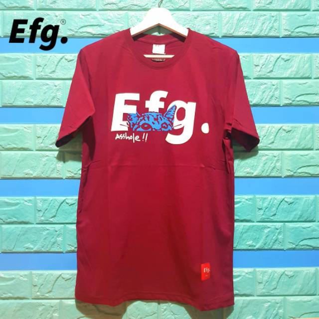 Kaos Efg 260 Shopee Indonesia