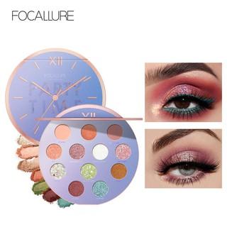 Focallure Palet Eyeshadow Misterius 12 Warna thumbnail