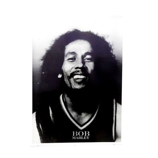 Poster Bob Marley Shopee Indonesia