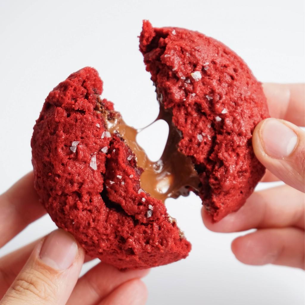 Best Soft Chewy Cookies In Jakarta! #mustitry