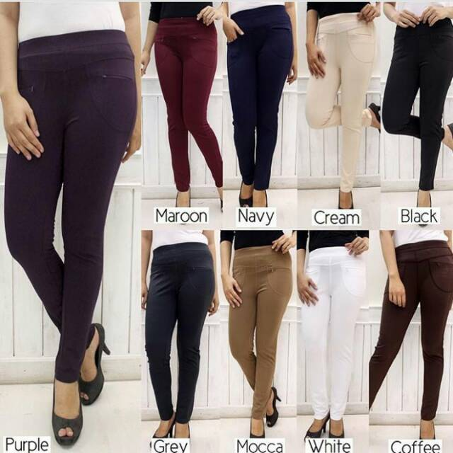 Celana Wanita Saya Import Big Size Shopee Indonesia