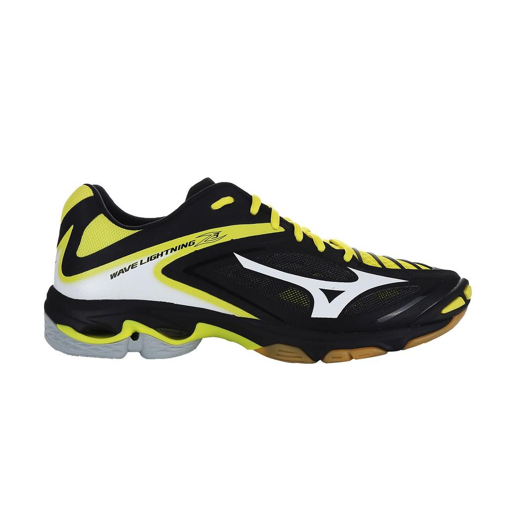 Sepatu Volly Voli Mizuno V1GB170508 Wave Lightning Z3 Mid High-Rise ... dfa35608ad