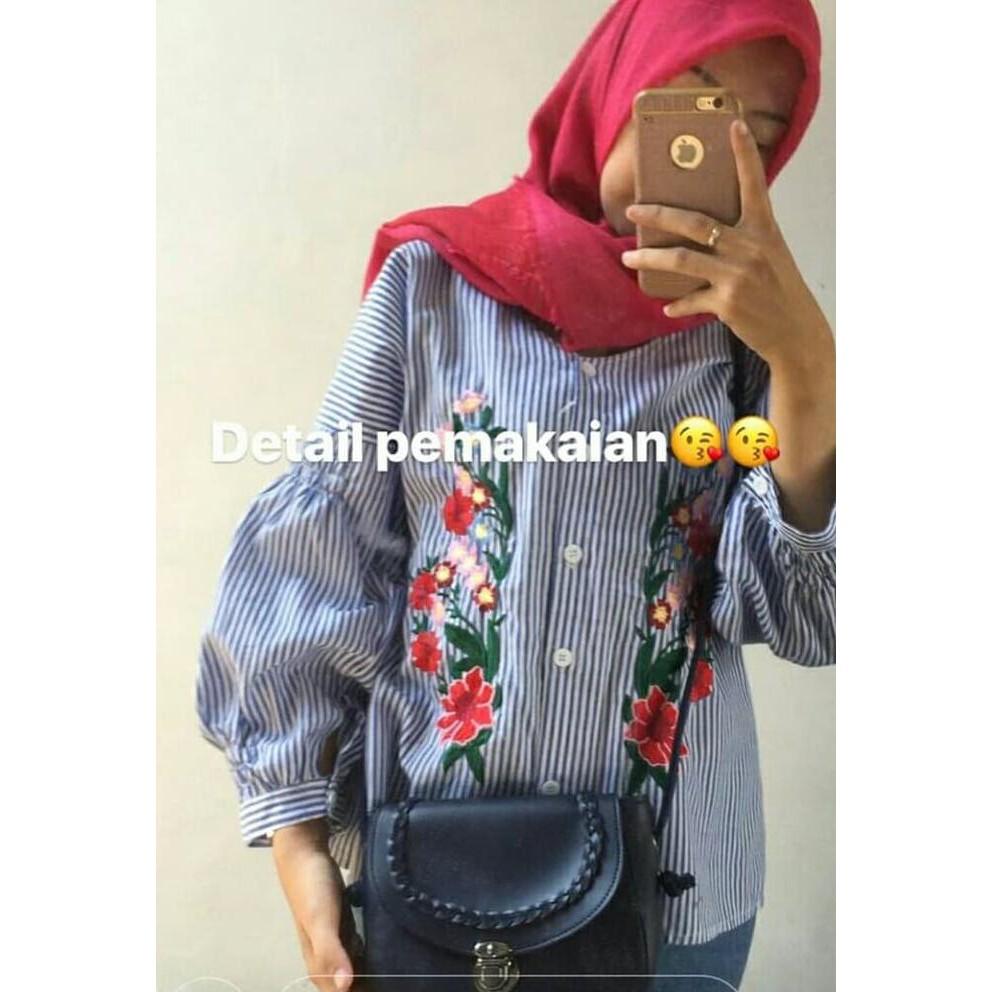 Amazara Basic Cream Sling Bag Shopee Indonesia Ivy Beige