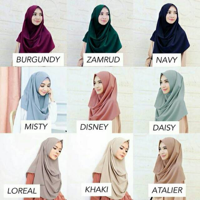 Sala Instan By Vanilla Hijab Copy Shopee Indonesia