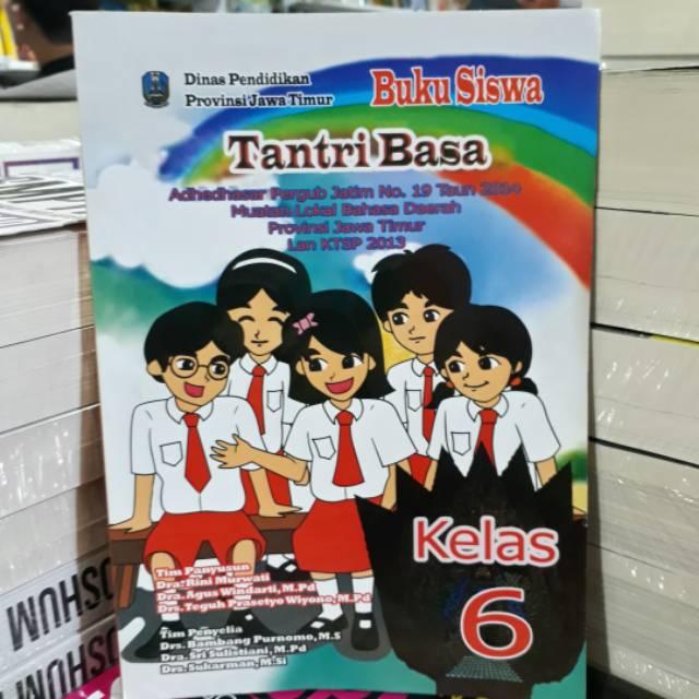 Buku Tantri Bahasa Jawa Sd Kelas 6 Shopee Indonesia