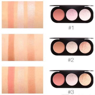 Focallure Blush&Highlighter Palette 02 thumbnail