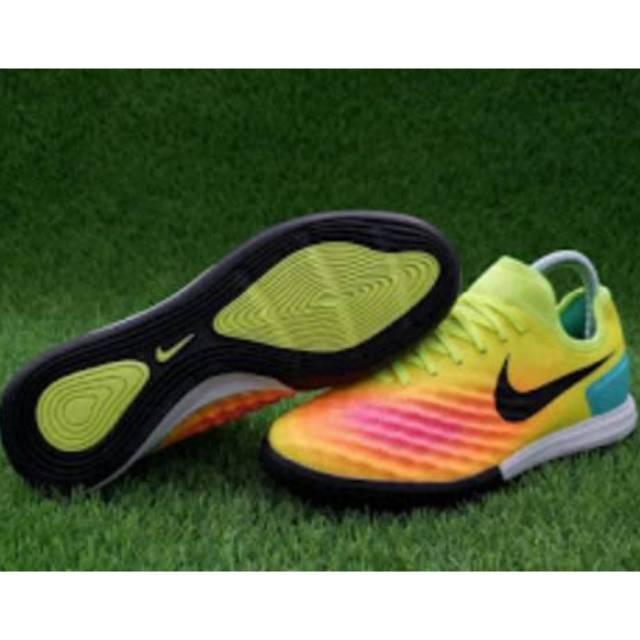 Sepatu Futsal Nike Magista X Finale Ii Ic Pro Orange Shopee