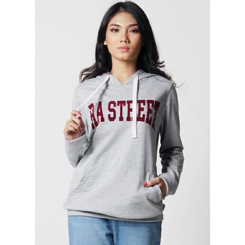 Sweater Murah Hoodie Wanita Bumpy Ra Street