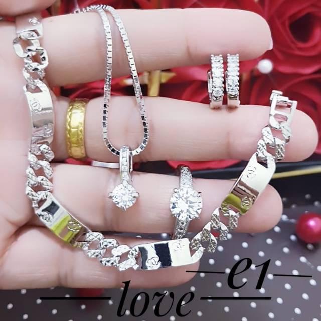 Xuping set perhiasan wanit | Shopee Indonesia