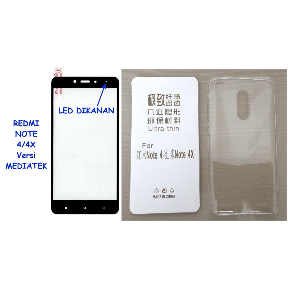 Tempered Glass Xiaomi Redmi Note 2 3 4 4x 5 5a Pro Prime Screen Anti Gores Hikaru Untuk Protector Kaca Shopee Indonesia
