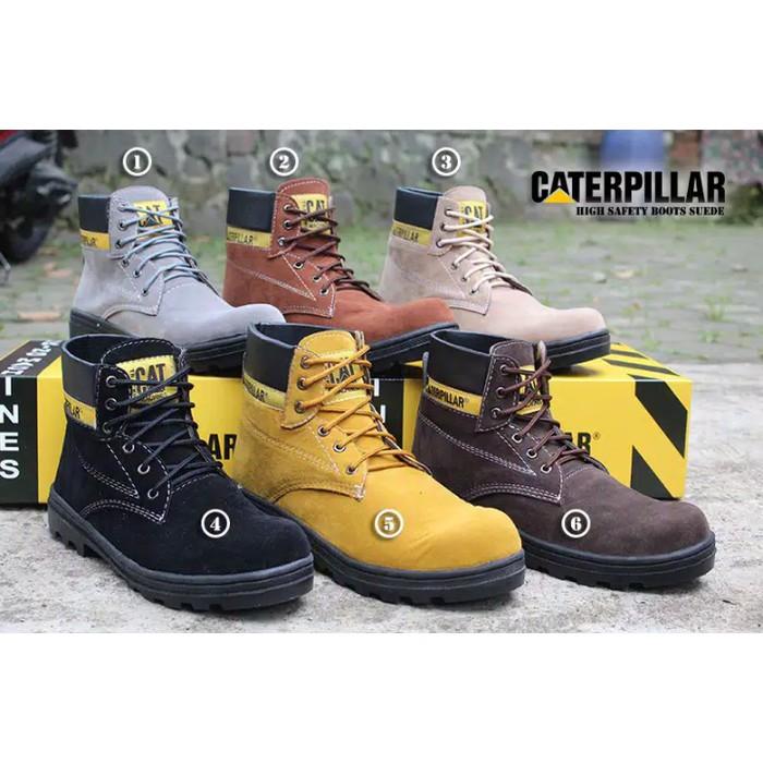 ... SEPATU PRIA KEREN DAN MURAH Icon Brodo Semi Formal Boots Gwen 40 Kicke QM2036 BEST SELLER ...
