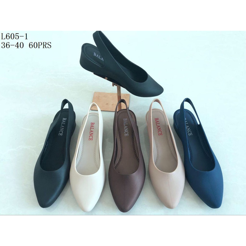 jelly shoes wedges Balance  c03bf6c6d9