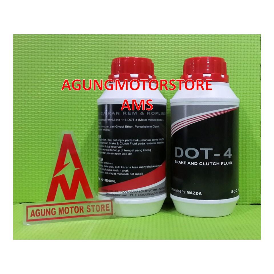 Minyak Rem Stp Brake Fluid Clear 300 Ml Shopee Indonesia Seiken Dot 3 Netral Merah 1 Liter
