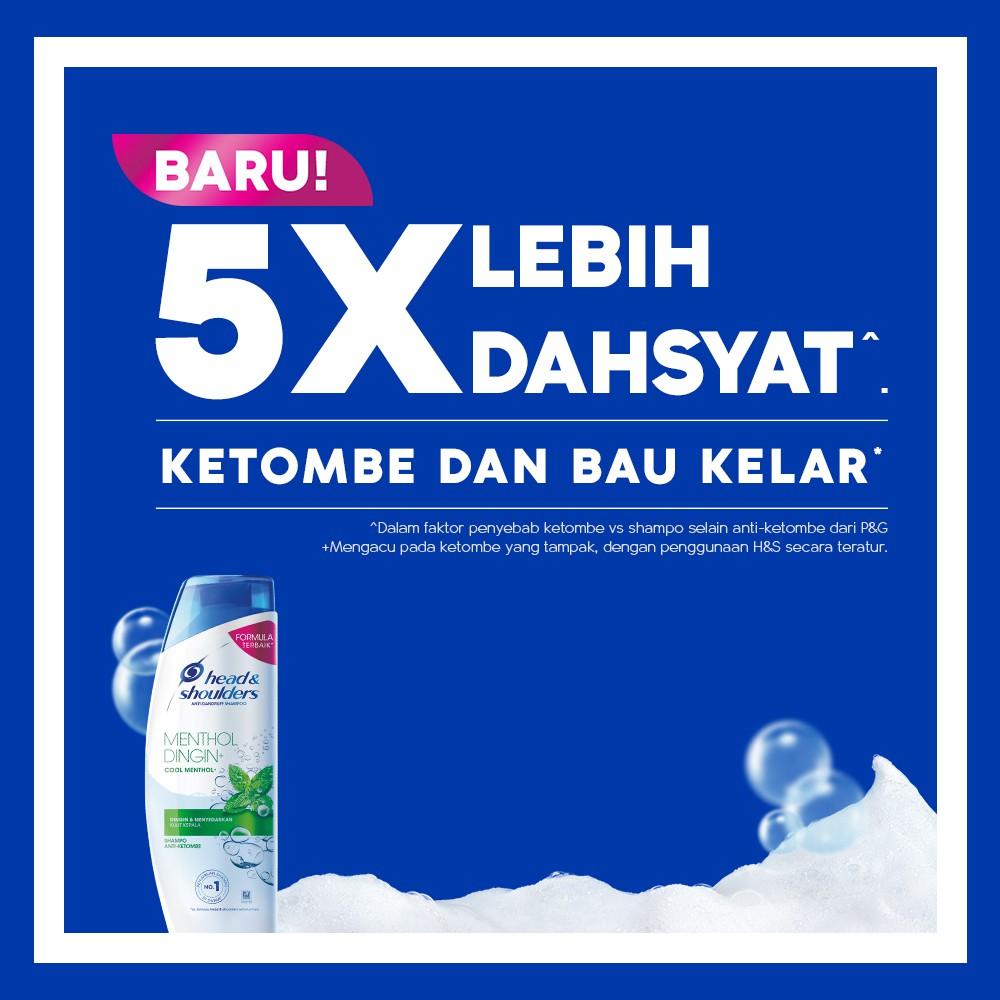 Head & Shoulders Shampoo Smooth & Silky 400 ml-7