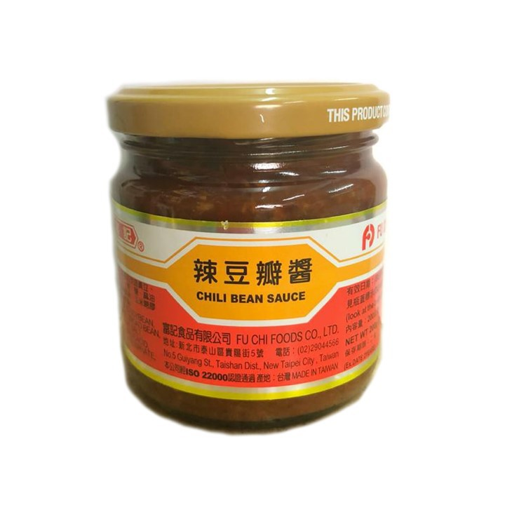 Fu Chi Chili Bean Sauce