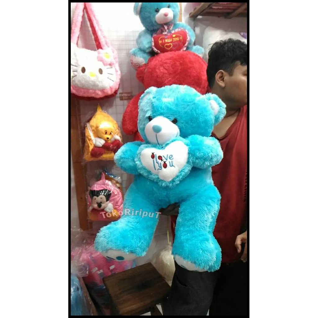 Dapatkan Harga tas Boneka Souvenir Boneka Teddy Bear Diskon  755302615e