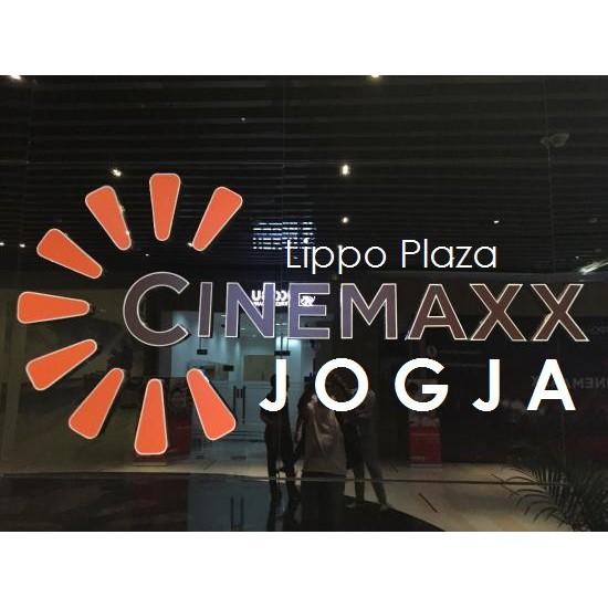 Tiket Bioskop Cinemaxx Lippo Plaza Yogyakarta
