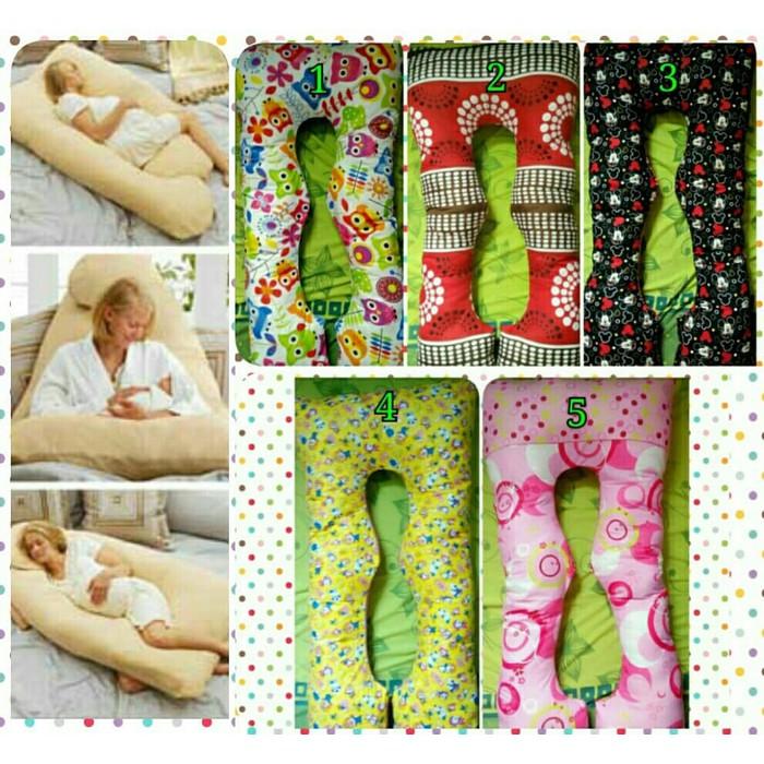 For Children And Mommy Bantal Ibu Hamil (Maternity Pillow), Bantal Menyusui, Hadiah