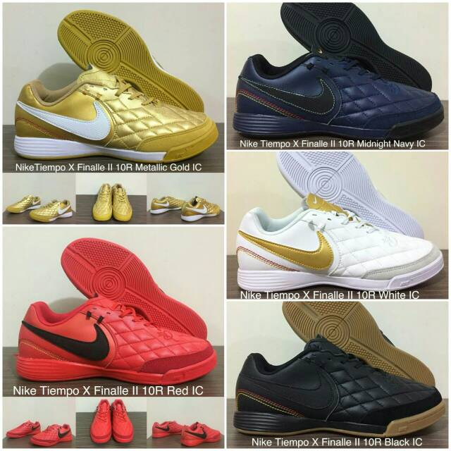 Sepatu Futsal Nike Legend X 7 Academy IC Black Platinum AH7244-006 Original  BNIB  8814f2e55b