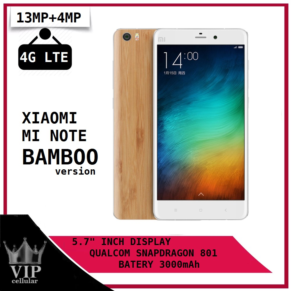Xiaomi Mi Note Bamboo 3 16gb Garansi Distributor 1 Tahun Shopee 5c Smartphone 64gb 3gb Indonesia