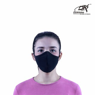 Masker Kain Anti Virus DK DOUBLE PROTECTION EARLOOP MASK COLOUR #2
