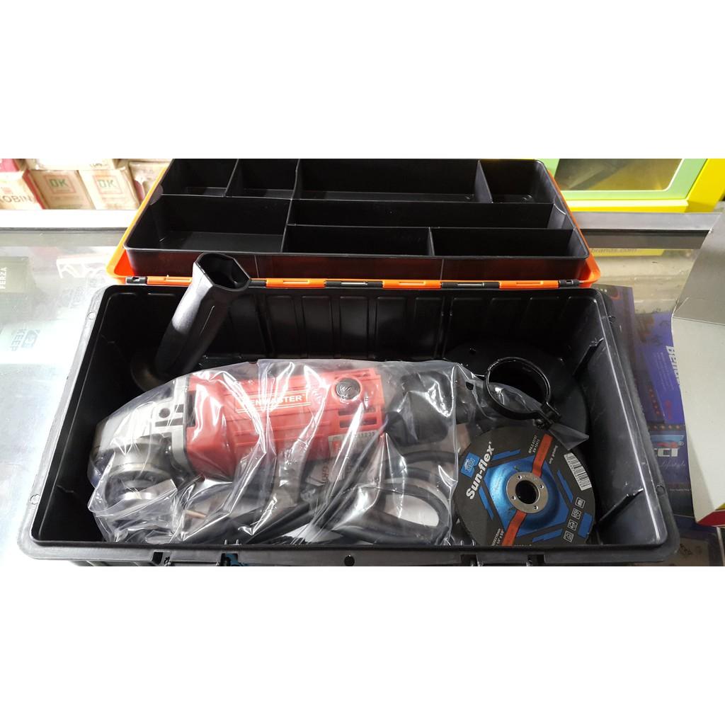 Kenmaster Tool Kit Z 100pcs N2 Shopee Indonesia Set Bonus Sarung Tangan Bintik