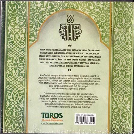 Mahfuzhat Kumpulan Kata Mutiara Dan Peribahasa Arab Indonesia