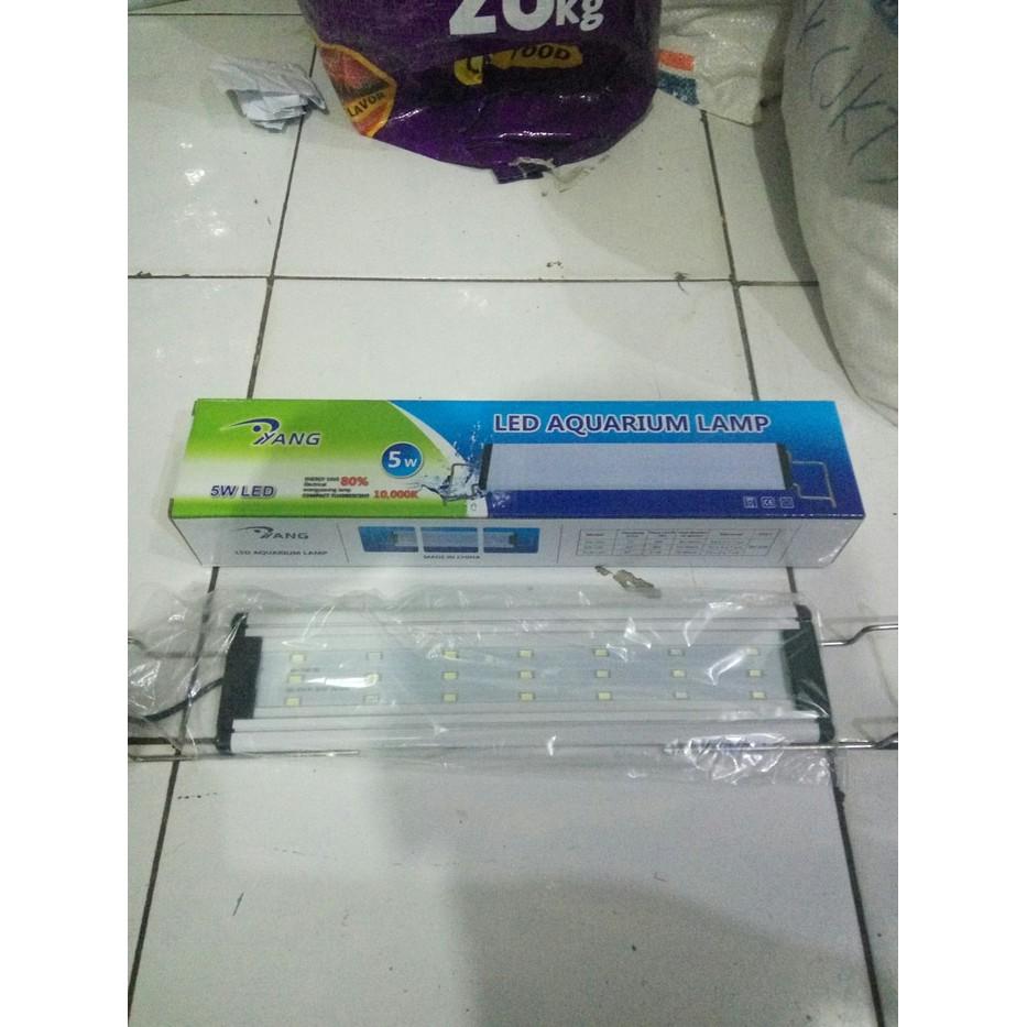 Lampu Led Yang 11 Watt Aquarium Aquascape Gantung Shopee Indonesia Yamano 3