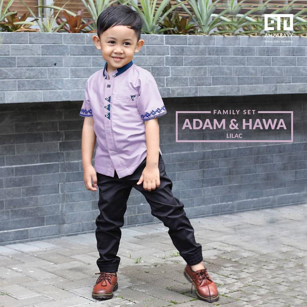 Koko Adam Series Lilac Ahzarayy