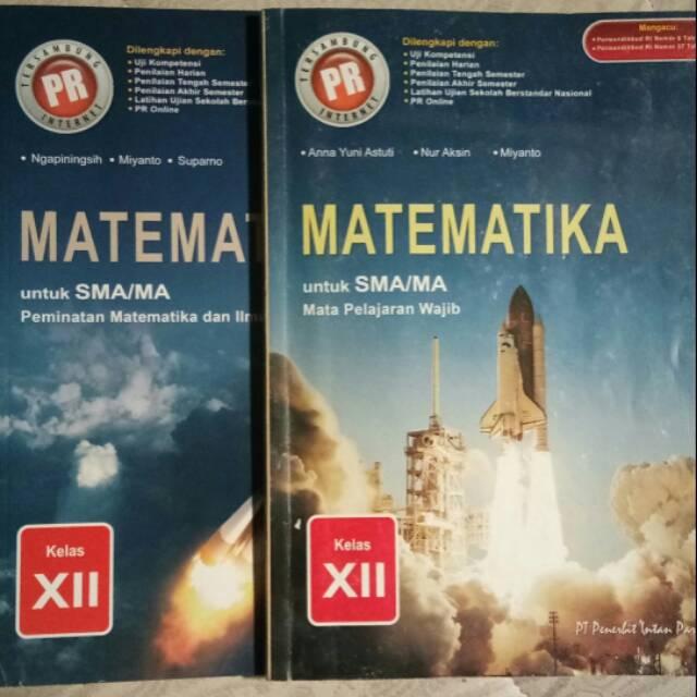 Kunci Jawaban Buku Erlangga Matematika Peminatan Kelas 12 Ilmusosial Id