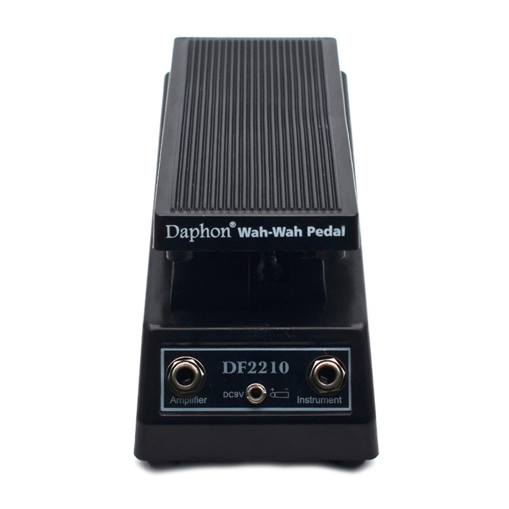 Alomejor Daphon DF2210 Classic Wah-Wah Pedal Wah Guitar Effect Pedal