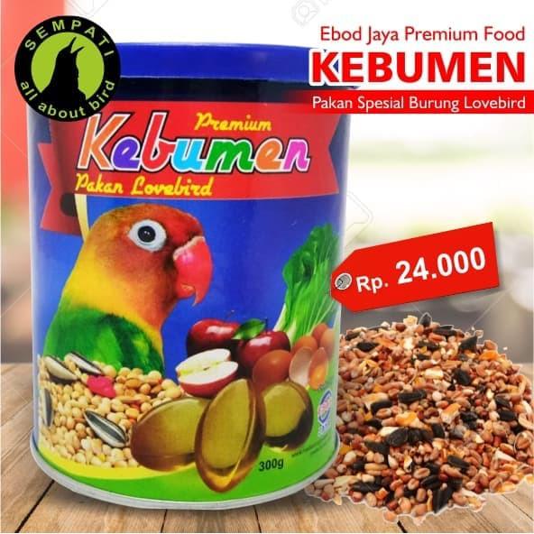 Pakan Lovebird Onei Pakan Harian dan Lomba Mental Tarung Ebod   Shopee Indonesia