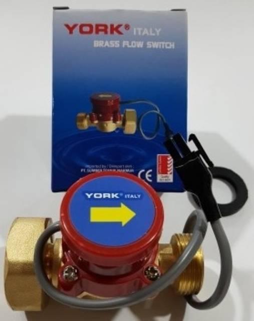 Anti Cetak Cetek Otomatis Pompa Air Flow Switch Bukan Pressure Switch Hemat Listrik York Sanwa Se Shopee Indonesia