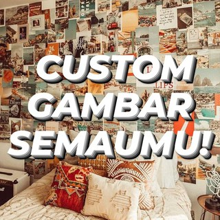 16 Pcs Poster Aesthetic Brown Series Wallposter Wall Art Poster Dinding Shopee Indonesia