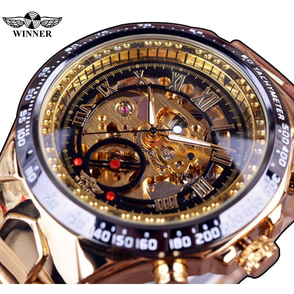 Jam Tangan Pria Terkenal Merek TEVISE Pria Mekanik Otomatis Menonton  Berubah Warna Kaca Jam Steel  2144a27b68