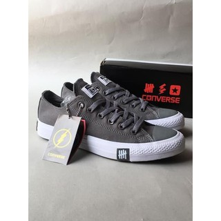 Termurah   Sepatu Converse Allstar X Undefeated Grey White Grade Original  Made . 9d3160039f