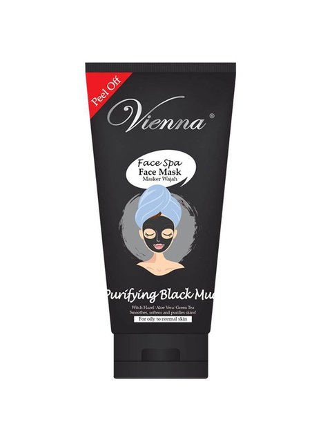 Image result for masker vienna hitam