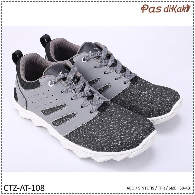Sepatu Olahraga Lari & Jogging Pria   Biru Navy / Sintetis / TPR .