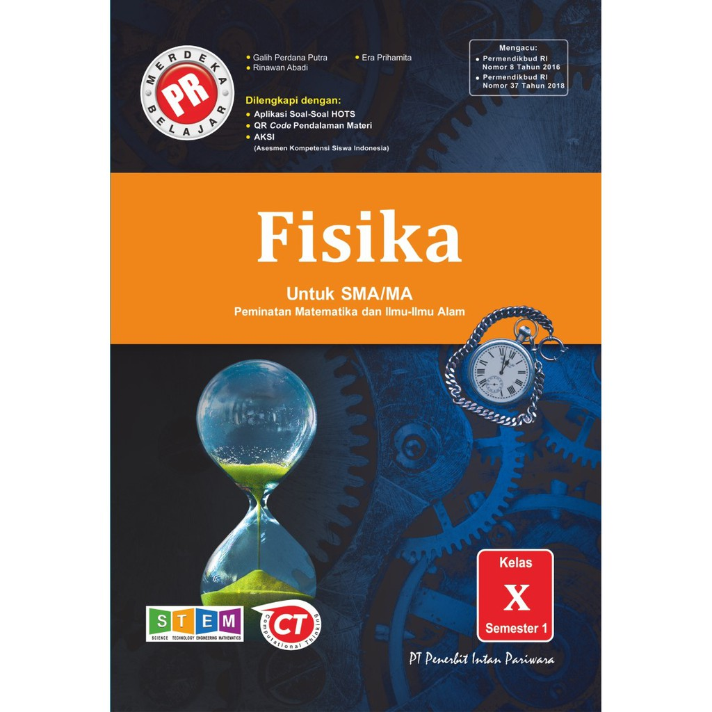 Buku Pr Fisika Sma Kelas 10 11 12 Intan Pariwara Semester 1 Th 2020 2021 Shopee Indonesia