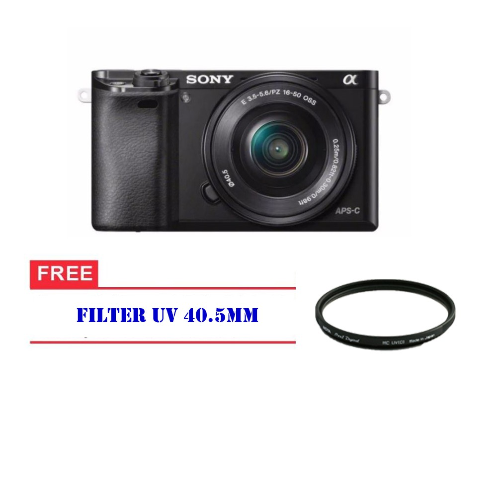 Sony Alpha A6300 Body Only Promo Shopee Indonesia Camcorder Fdr Ax40 Garansi Resmi